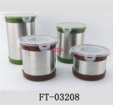 Armazenamento do alimento do aço inoxidável (FT-03208)