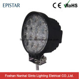 Luz de trabajo redonda de Ce/RoHS 42W LED para el carro, acoplado (GT2003-42W)