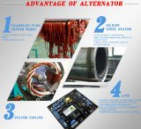 Generador 500kw del gas natural con patente del NPT