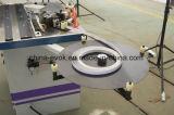 Machine semi automatique en bois de bordure foncée de PVC Mannual de meubles (FBJ-888-A) &#160 ;