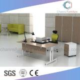Nuevo L escritorio de oficina de madera del vector ejecutivo de los muebles de la dimensión de una variable
