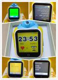 3Gカメラ、タッチ画面の造りの小型腕時計GPSの追跡者