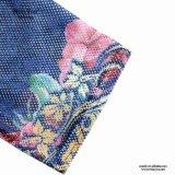 آنسة [يوو] [أيلينّا] 305196 يسوّد سيدات خاصّ بالأزهار شبكة طبعة ثوب خاصّ بالأزهار