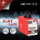 プラスチックケース(IGBT-200W)が付いているMMA IGBTの溶接機