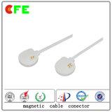 кабельный соединитель пригодного для носки продукта 4pin магнитный