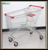 Supermarché Metal Shopping Trolley Cart De 60litres à 275 Litres