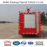 coche de bomberos del tanque de agua de 10ton Sinotruk HOWO