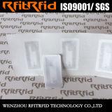 étiquettes anticontrefaçon imprimables d'étiquette d'IDENTIFICATION RF de garantie de la protection 13.56MHz
