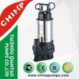 V1300d Abwasser-versenkbare einphasig-Bewegungswasser-Pumpe