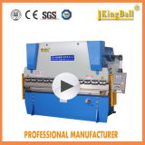 Fertigung der CNC-verbiegende Maschinen-Maschinen-Wc67y-250/6000