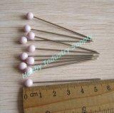 Strickender stumpfer Pin-Punkt beenden 57mm Plastikkugel-Kopfgeraden Pin