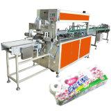 Machine à emballer de presse de rouleau de papier hygiénique de machine à emballer de papier de rouleau de papier hygiénique