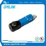 Adaptador de Fibra Óptica Bare ST-LC Simplex Sm