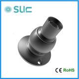 Mini do Showcase luz ajustável e de 360&Deg 1W do diodo emissor de luz para o gabinete ou o indicador