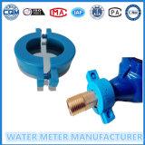 Medidor de água queAltera o selo plástico