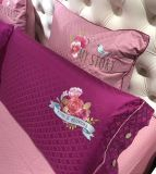 Удобные роскошные комплекты постельных принадлежностей хлопка для спальни