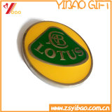 Custom Logo Enamel Hight Quality Metal Car Stickers, Metal Label (YB-HR-389)
