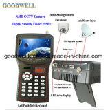"4.3 "" Handheld камера CCTV поддержки Ahd+Tvi+Cvi искателя цифров спутниковая"
