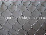 多彩な六角形ワイヤー網か六角形の金網