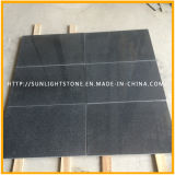 Natural Honed G654 Black / Dark Grey Granito Floor / Flooring / Wall Tiles