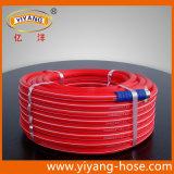 Manguito de alta presión del aerosol del PVC de los hilados de polyester (SC1006-06)