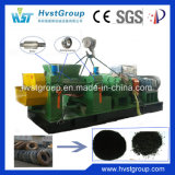 Tagliatrice della gomma/gomma utilizzate che ricicla la linea di produzione da vendere