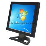 Moniteur LCD 15 pouces avec écran tactile pour affichage informatique