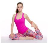 Vestiti di forma fisica di usura di sport di yoga di figura del corpo