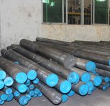 Barra d'acciaio rotonda d'acciaio Nak80 della muffa di plastica