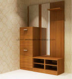Het hete Verkopende Goedkope Eenvoudige Kabinet van de Garderobe van de Slaapkamer van het Ontwerp (ul-WR006)