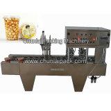 Automatisches Popcorn-füllende Cup-Dichtungs-Maschine