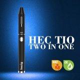 De nieuwe Uitrusting Tio van de Aankomst HEC voor Cbd en Was 2 in 1 met Batterij 900mAh