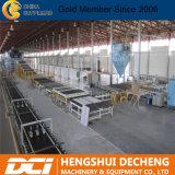 La meilleure ligne de production à la machine de fabrication de panneau de gypse de poids léger de matériel de panneau de mur des prix