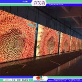 Cartelera de la visualización de LED para el edificio P16 publicitario superior impermeable