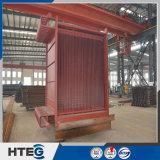 Superheater e Reheater da transferência térmica da câmara de ar da estrutura do ziguezague para a caldeira da central energética