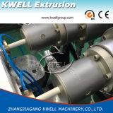 Cadena de producción del tubo del PVC/línea de la protuberancia