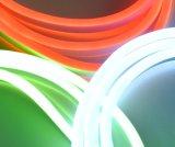 高い明るさLEDのネオン屈曲ロープライト