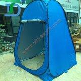 Camuffamento di corsa che veste la tenda piegante facile dell'acquazzone del bagno della toletta dello spogliatoio della tenda