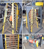 Da película giratória plástica da camada do LDPE do HDPE máquina de sopro