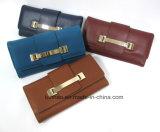 새로운 형식 숙녀 지갑을%s 대중적인 디자인 PU 지갑