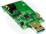 De Raad van de Module van de douane USB MP4 PCBA, de Afgedrukte Assemblage van de Vervaardiging van de Raad van de Kring