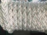 8 물가 화학 섬유는 계류기구 밧줄 폴리프로필렌, 섞인 폴리에스테, 나일론 밧줄을 새끼로 묶는다