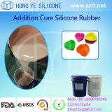 Platinum FDA Silicon com 20-40 Shore a Mold Making Silicone Rubber