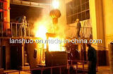 China-heiße Verkaufs-Mittelfrequenzinduktions-schmelzender Ofen und Maschine