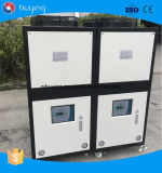 Refrigerador de água de refrigeração ar da máquina da limpeza ultra-sônica de 36kw