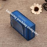 贅沢なデザイン卸売のパッケージの正方形ペットプラスチックブレーカボックス