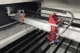 100W二酸化炭素レーザーのガラス木製のアクリルの打抜き機レーザーの彫版機械