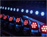 Luz principal móvil de la colada de Nj-L7a 7*12W LED