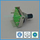 Le meilleur prix du commutateur rotatoire d'artère de 17mm pour l'amplificateur