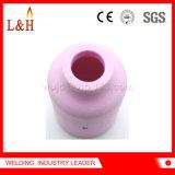 ugello di ceramica dell'allumina 54n16 compatibile per la torcia di TIG